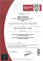 iso9001 tmh-concept